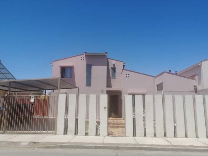 Casa familiar para 6 personas en Villa Supervisor