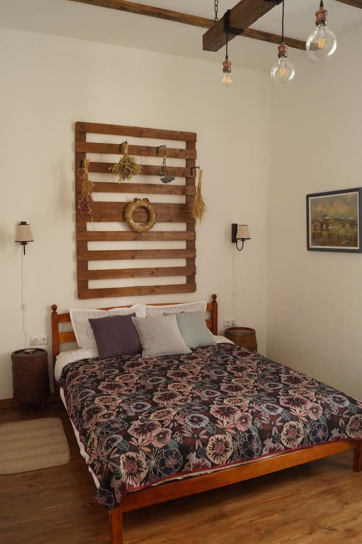DABA Mini Hotel: Village Room