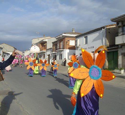 Casa Rural Posada del Teso en Cerezo Norte Cáceres