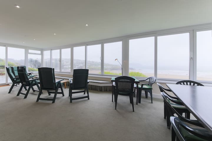 Incredible views from which to enjoy your breakfast
