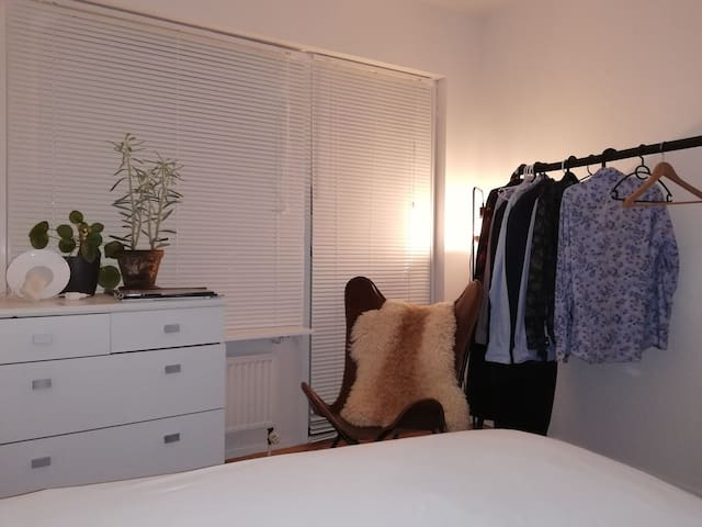 2 room appartment with shared pool.
