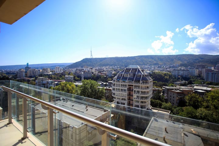 Georgia,Tbilisi-Грузия, apartments with -30% offer
