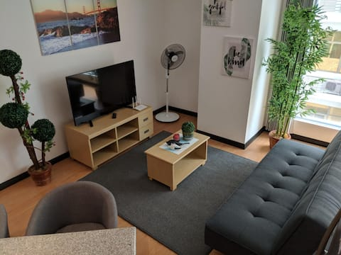 Penthouse Hotel Studio 8th floor