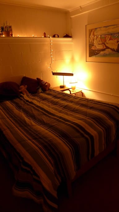 Bed room (double bed)
