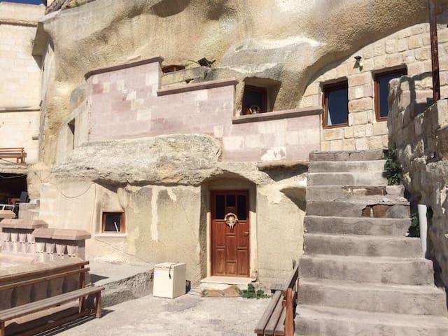 Mustafapasa hause Urgup Cappadocia Turkey