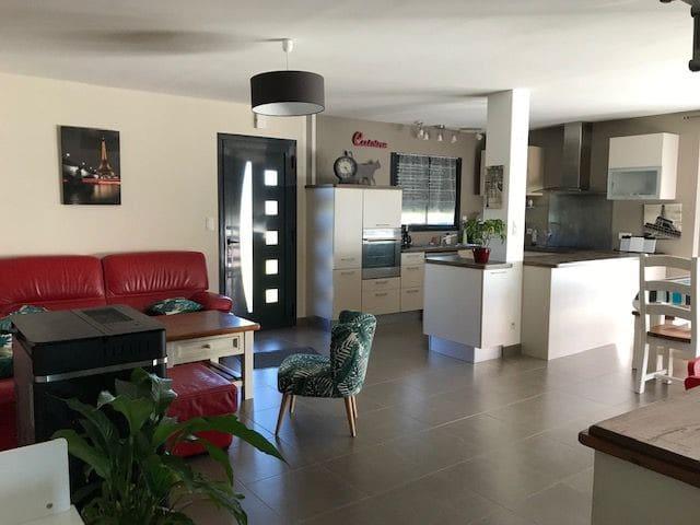 Maison récente tout confort