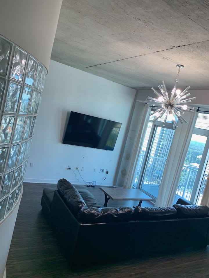 Sky View Condo in Downtown Buckhead