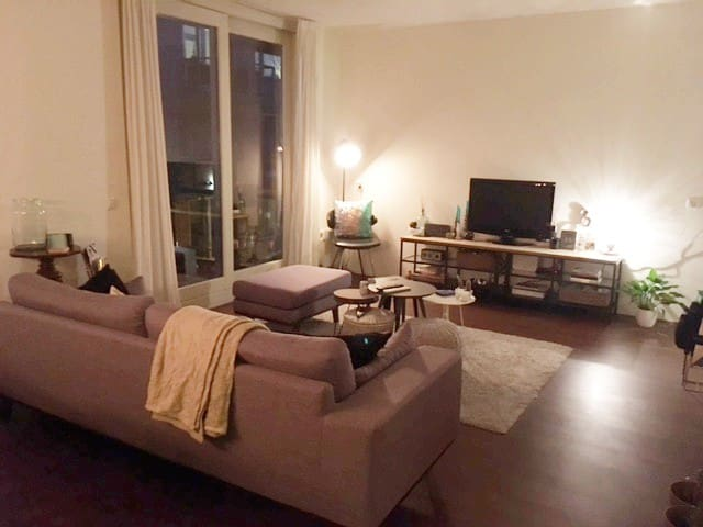 Cosy apartment in the city centre of Breda - Breda - Lägenhet