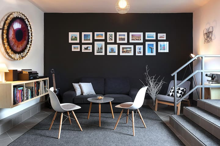 Floyd Room Zagreb Studio Apartment