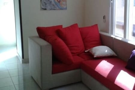 Lovely 2 BR apartment with 2 balconies. - Hurghada - Huoneisto