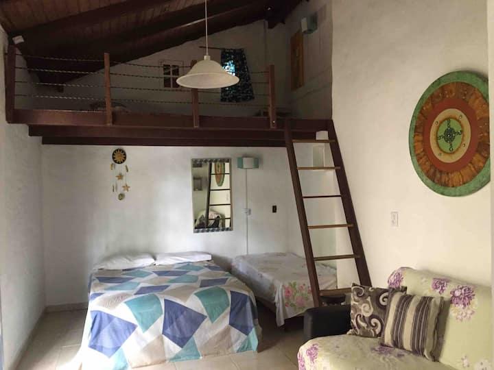 Mini casa Limoeiro com Entrada Independente