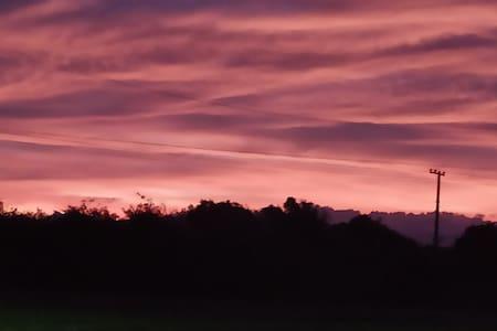 Cantinho do Pôr do Sol em Unamar