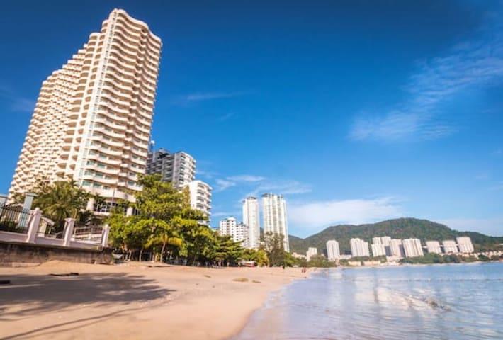 Rainbow Paradise Beach Resort Seaview 1014