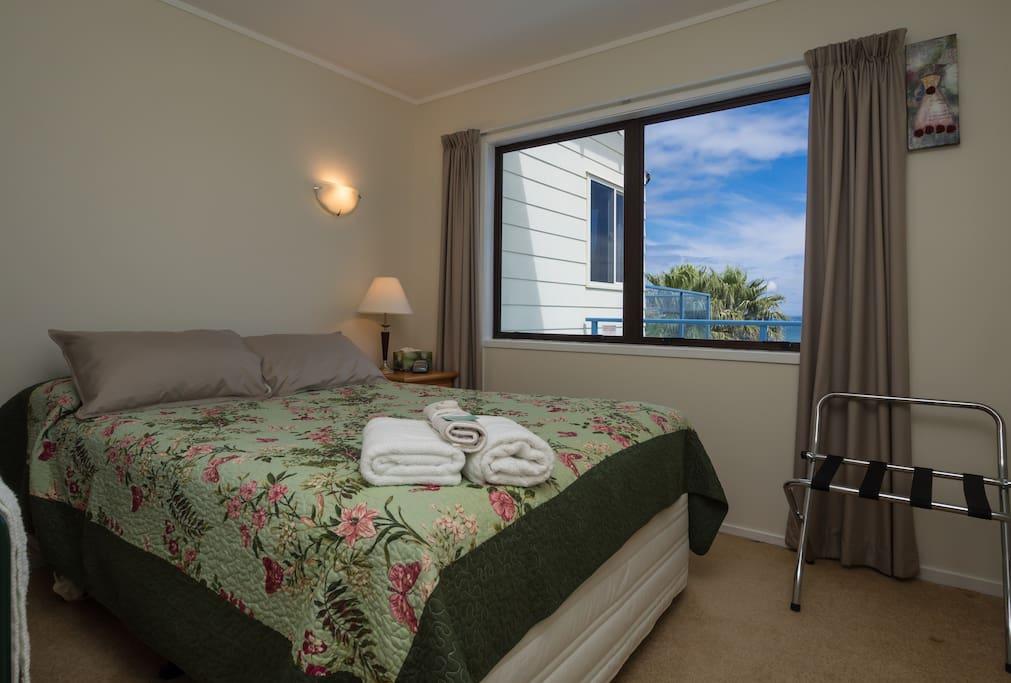 Double bedroom with own en-suite