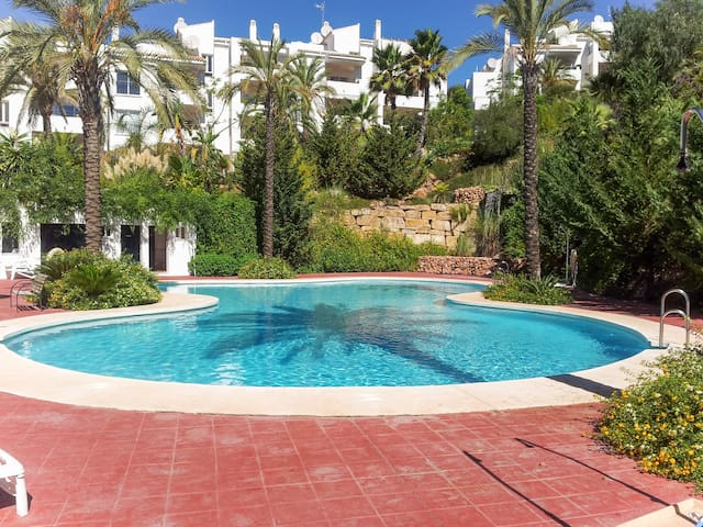 Delightful apartment with pool - Alhaurín el Grande