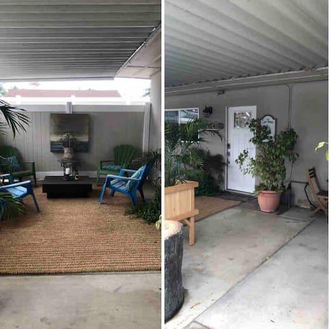 COZY GUEST HOUSE in Whittier/ LA/OC