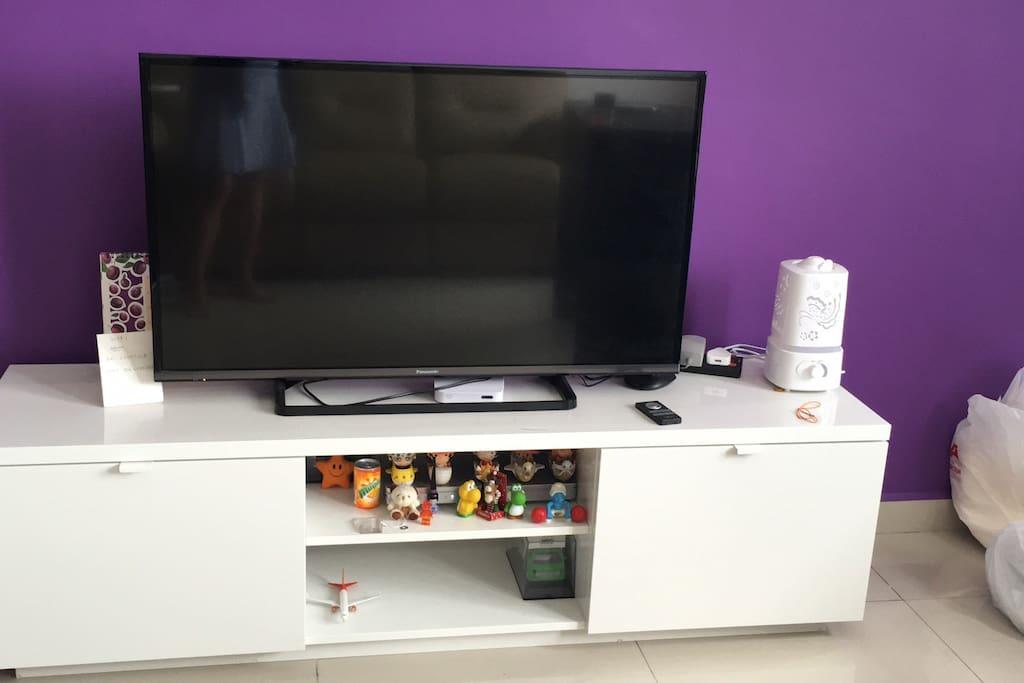 """Smart led tv 40"""""""