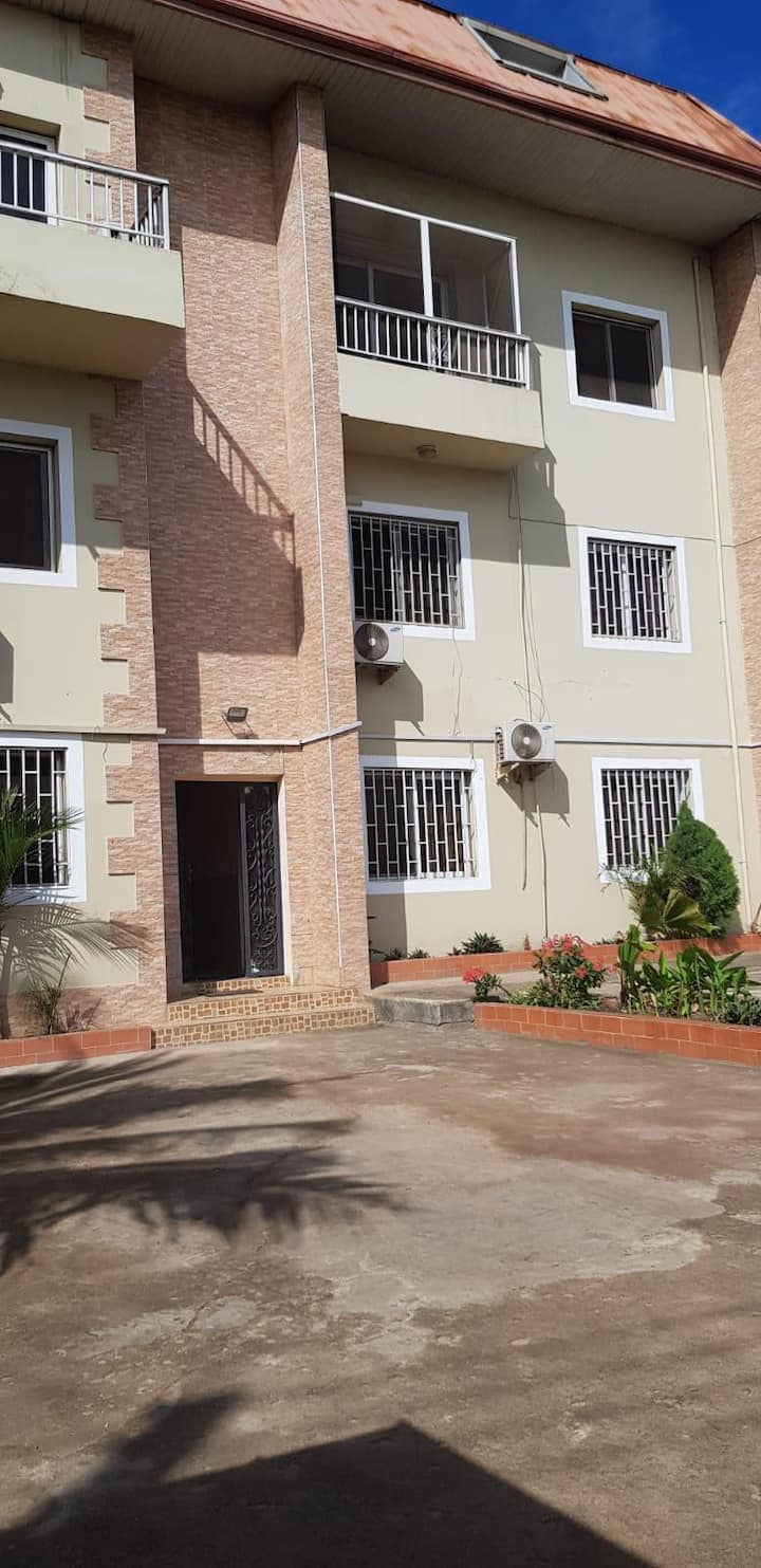 Two Bed Room Apt in a safe Neighborhood in Accra