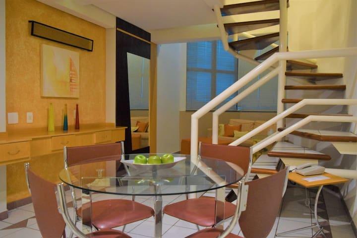 Apart Hotel  Bahamas no Centro