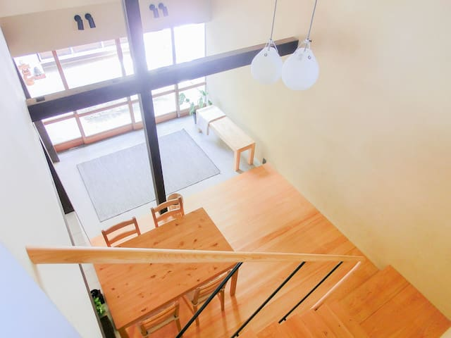 Just Opened!  Designers Home - 5 min to KIyamachi - Sakyo Ward, Kyoto - Dům
