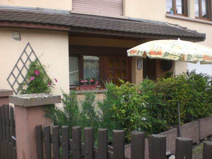 Charmant gîte de village proche Strasbourg