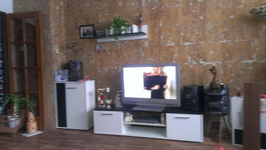 Samostatný byt 2+1 se sprch. koutem - Boršice - Appartement