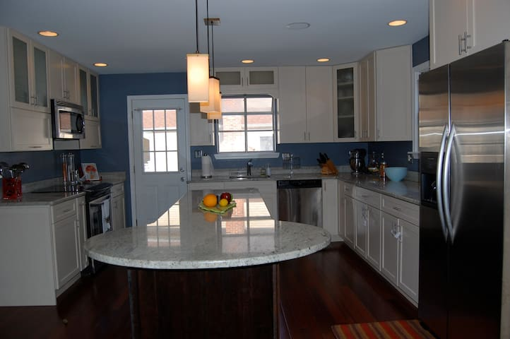 Great Home close to Annap, Balt, DC - Severna Park - Casa