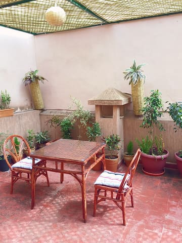 Splendide appartement avec terrasse - Casablanca  - Apartament