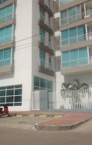 Tranquilo espacio  en Santamarta como en tu hogar - Santa Marta - Apartment