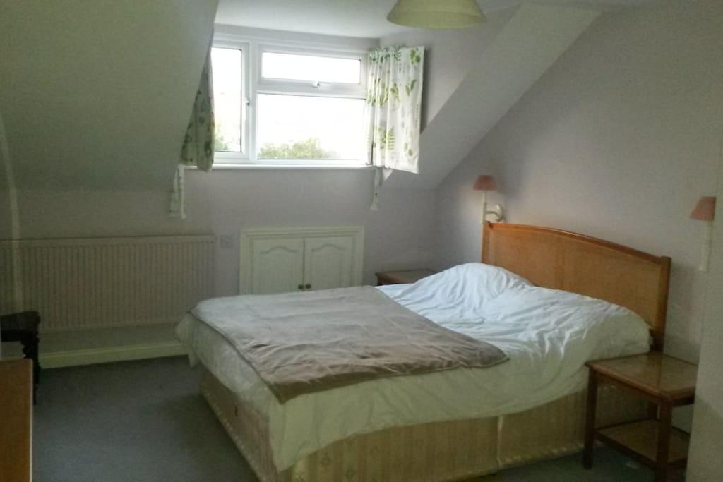 The Second Floor Bedroom