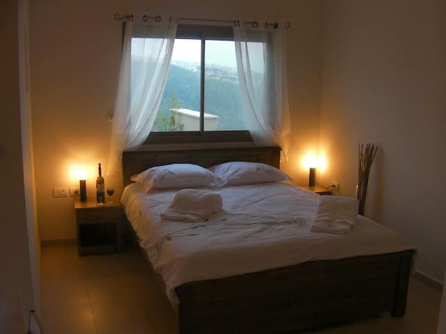 A beautiful,comfort and cozy suite in the Galilee