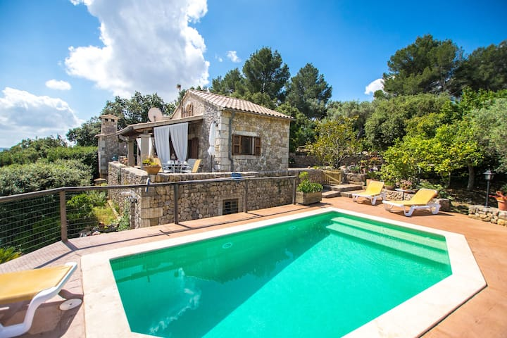 Alluring Holiday Home in Selva with Private Pool
