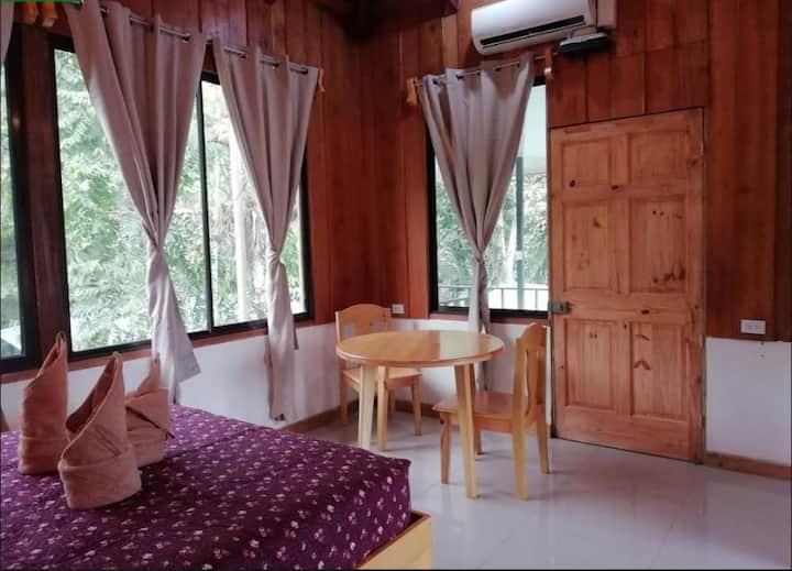 Hotel el Congo - Quadruple Comfort room