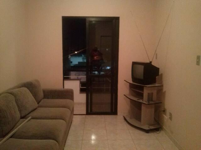 Apartamento no Centro de Campos - Campos - Διαμέρισμα