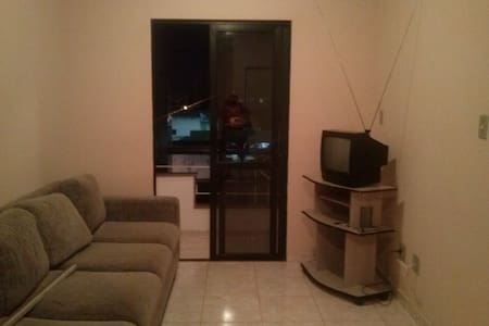Apartamento no Centro de Campos - Campos