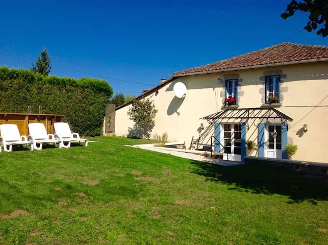 Petite Aucher - Three bedroom Cottage - Lesterps