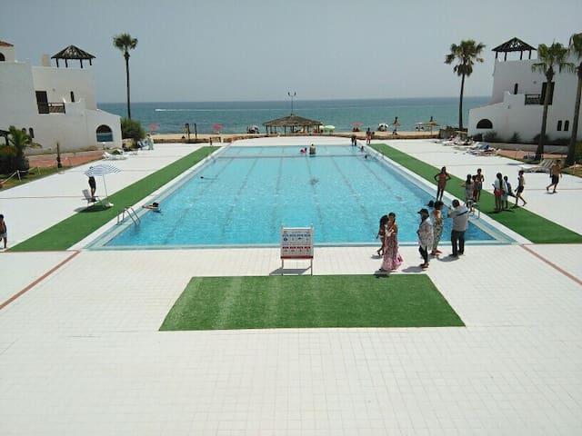 Studio au Complexe touristique Ksar Al Rimal