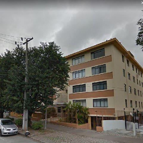 Lindo apartamento em Curitiba - Quarto 4S -solt.