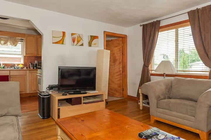 Perfect Location-Entire Apartment  Somerville