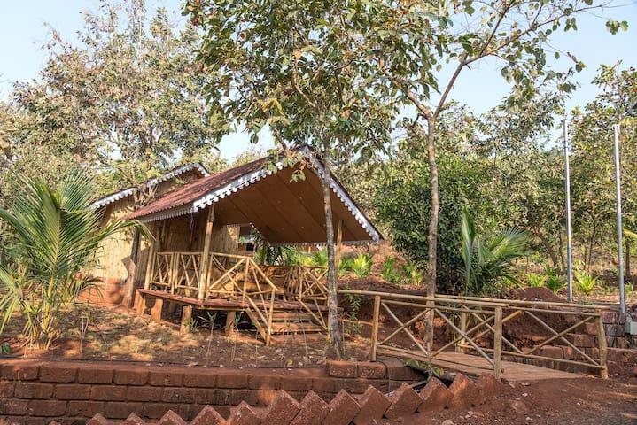 GAAJ by Green Gold Coastal Agro Resort -COTTAGE- 2