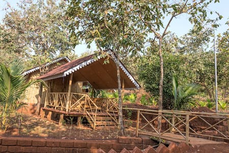 GAAJ by Green Gold Coastal Agro Resort -COTTAGE- 2