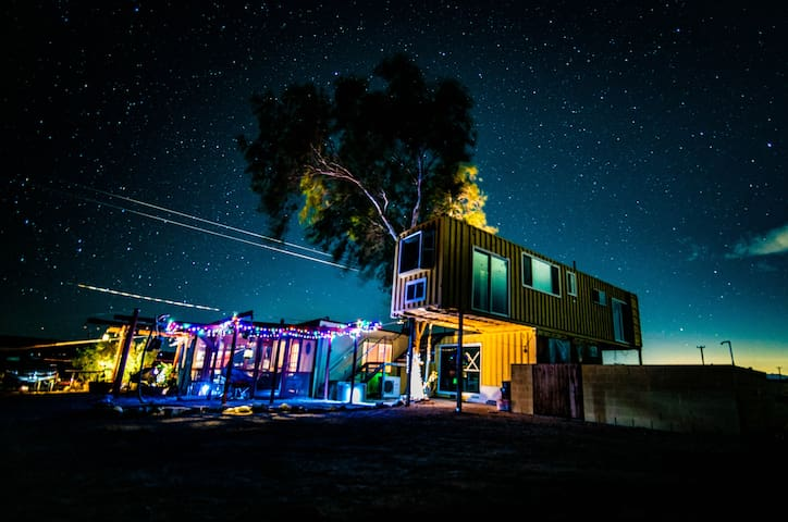 Joshua Tree Desert Dream Shipping Container Suite