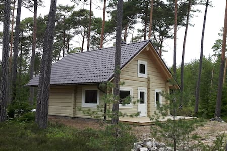 Private 3 Bedroom Forest House with Sauna