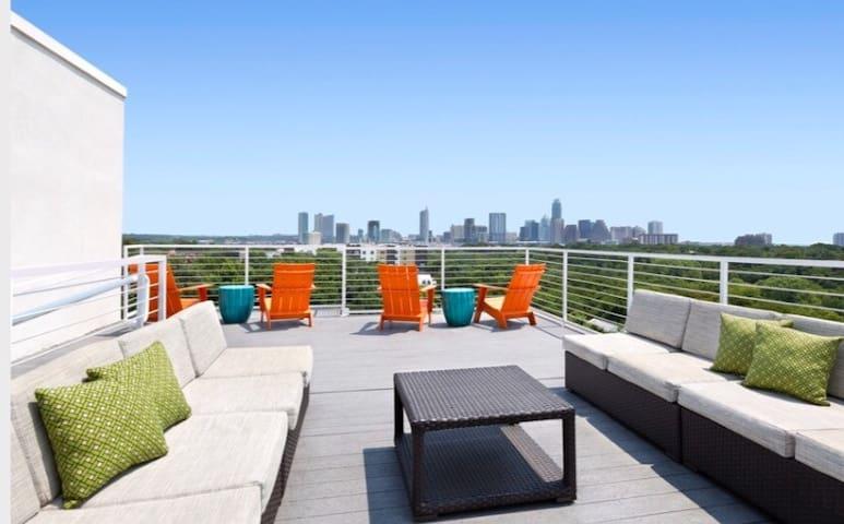 Modern Zilker Apartment - Austin - Apartment