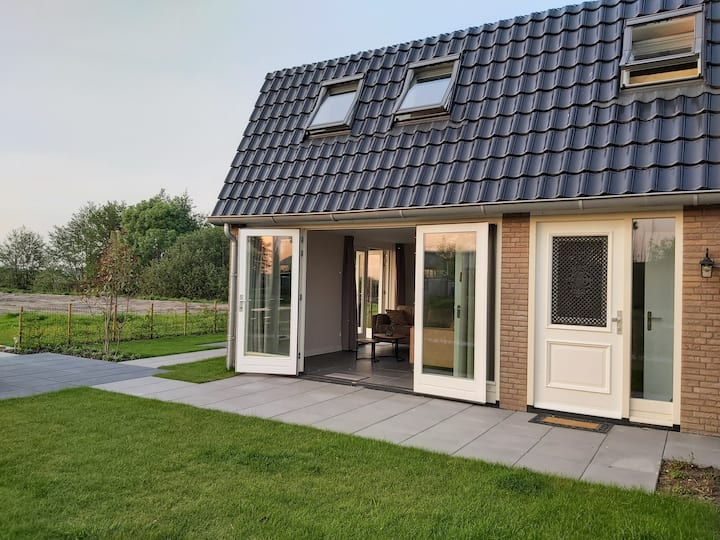 Newly built maisonette near Utrecht