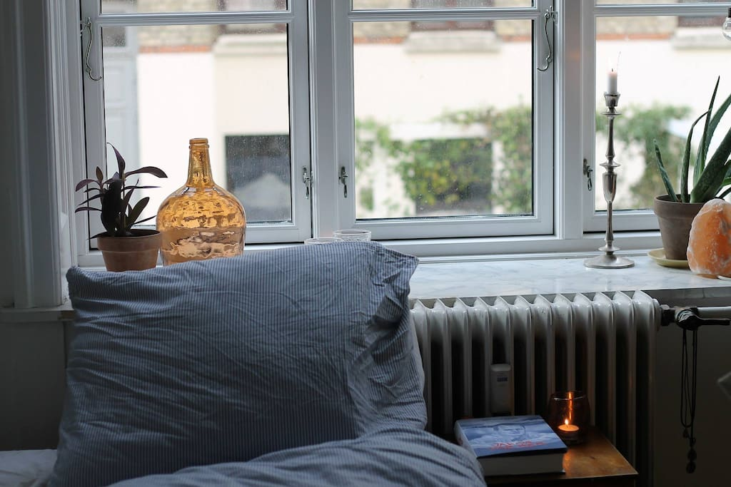 Your room: Cozy atmosphere
