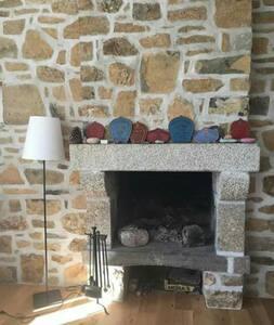 Maison bretonne - Landévennec