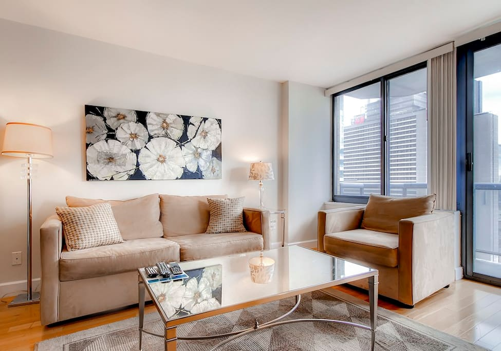 Lux 2 Bedroom Nyc Apartment Near Times Square Apartments
