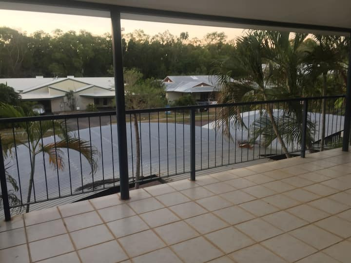 Lovely private room with balcony in Bayview