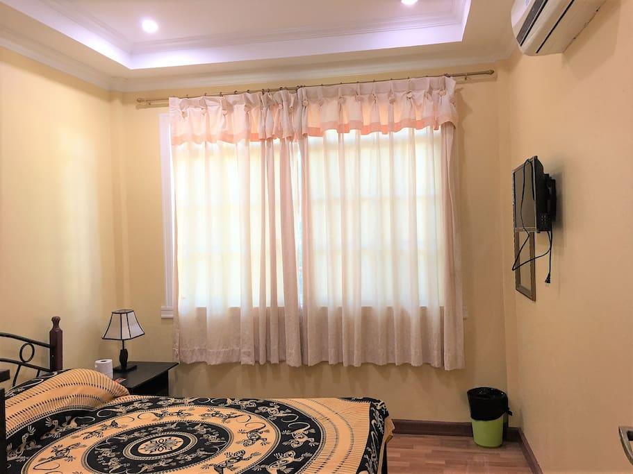 C3 bed room
